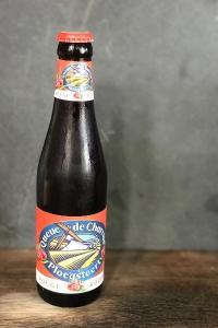 La queue de charrue rouge, bière de Belgique très fruitée à  Brue-Auriac