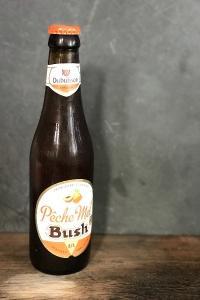 La pêche mel bush aux arômes de pêche légèrement amer, Brue-Auriac