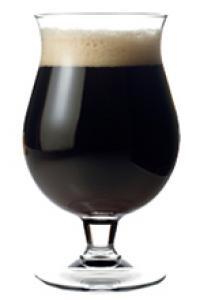 Bière stout irlandaise