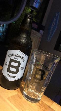 La Bertinchamps Triple, bière blonde à l'ancienne avec du caractère
