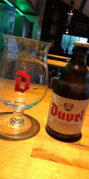 La Duvel, bière blonde naturelle, arôme raffiné, Brue-Auriac